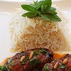 Meat Eggplant with Rice znoud elsett