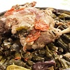 Stuffed Vine Leaves with Fawaregh znoud elsett