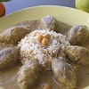 Kebbeh Arnabieh with Rice znoud elsett