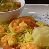 Shrimps Curry znoud elsett